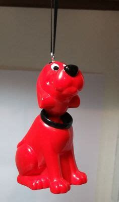 red dog striped scarves and christmas ornament on pinterest
