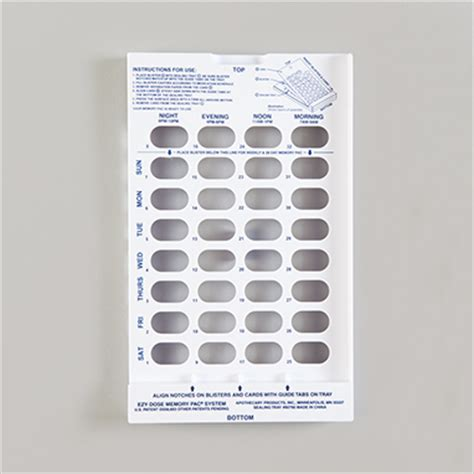 blister card template search health care logistics