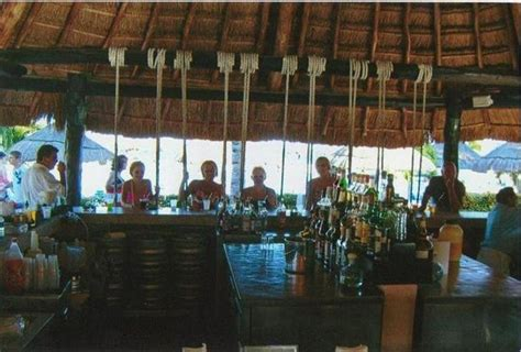 swing bar the swing bar picture of moon palace cancun cancun