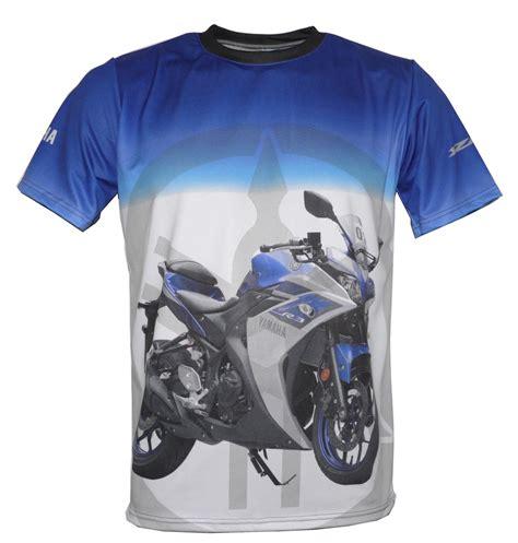 tshirt kaos yamaha yzf yamaha yzf r3 t shirt with logo and all printed