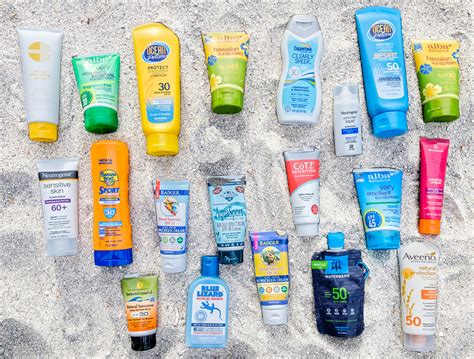 the best the best sunscreens of 2018 reviews