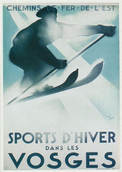 Ski Poster   Vintage Ski Illustration   Pinterest   Ski