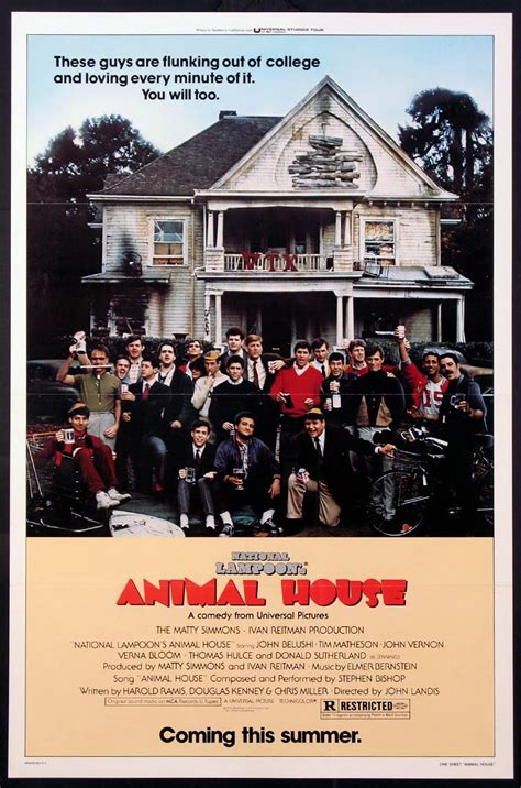 animal house poster movie posters lobby cards vintage movie memorabilia 1920s to present film posters