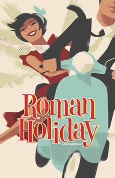 Gift Cards For Broadway Shows - roman holiday broadway engagements broadway com