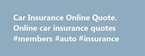 car insurance  ideas  pinterest