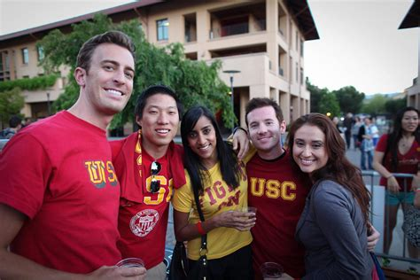 Getting A Mba For C Students by Mbas Win Fourth Charity Challenge Usc News