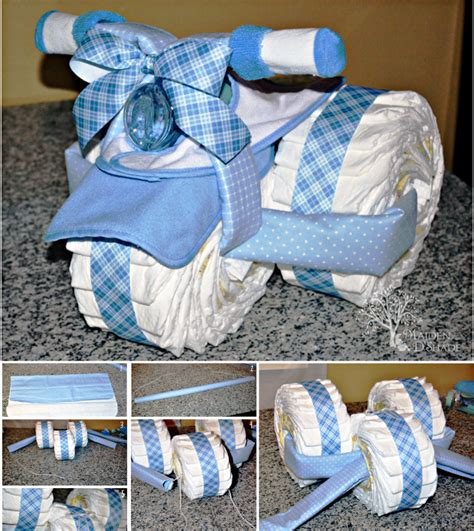 Things To Make For Baby Shower Gift by Wonderful Diy Creative Tricycle Cake