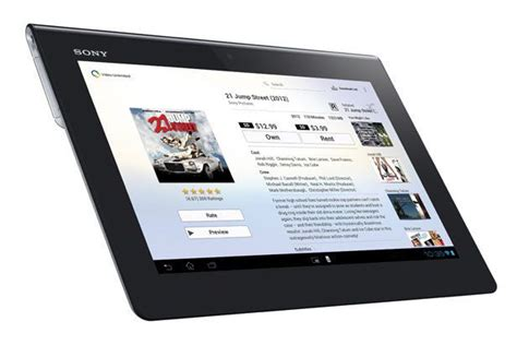 Sony Tablet S Second sony xperia tablet s wants to be best friends with your tv