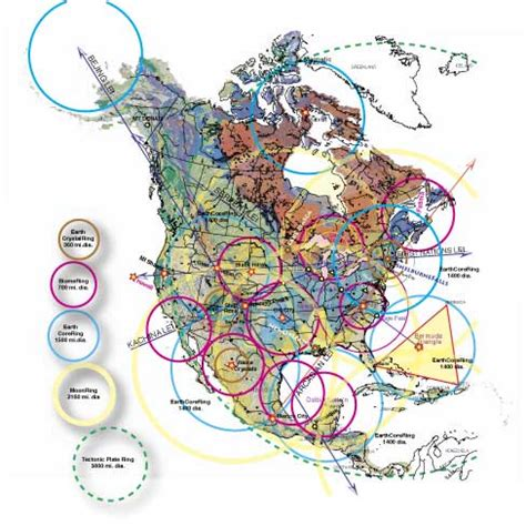 map usa ley lines the 5th dimension age of aquarius the light thompson