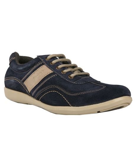 buy bacca bucci blue casual shoes for snapdeal