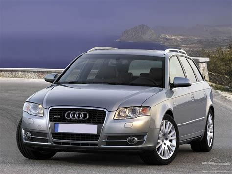 Audi A4 Quattro Avant by 2008 Audi A4 Avant 3 2 Fsi Quattro Specifications And