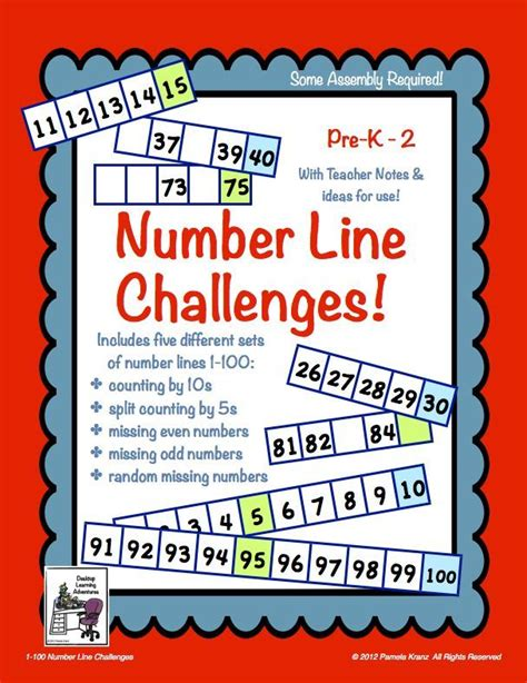 the line challenge 1000 ideas about number line activities on
