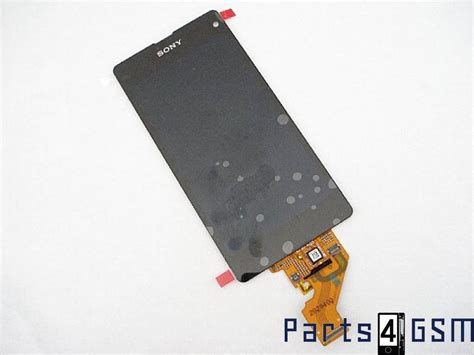 Lcd Xperia Z1 sony xperia z1 compact lcd display module zwart 1277 2538 parts4gsm