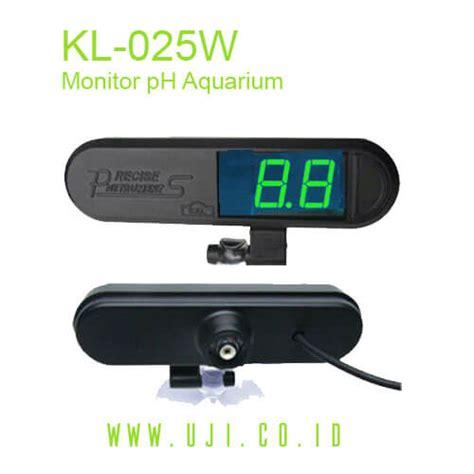 Alat Ukur Ph Aquarium alat monitoring ph air akuarium kl 025w instrumen pengujian