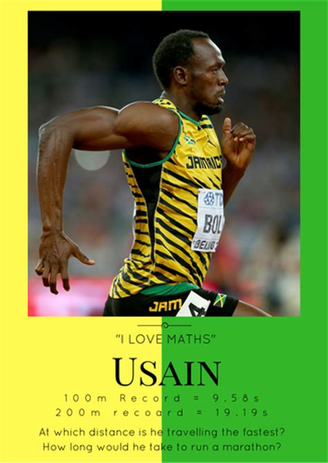 biography of usain bolt ks2 a biography of usain bolt by nld60 teaching resources tes