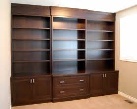 Cabinet Unit Wall Units Traditional Home Office Toronto By