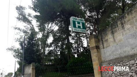 casa di cura villa verde lecce bruciano batterie ups di terapia intensiva lotta contro