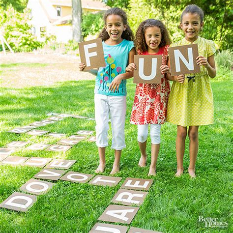 backyard activities for kids fun outdoor games for kids birthday parties