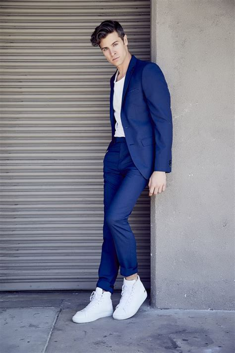 suits and sneakers the looksmith 3 weekend ideas with white sneakers