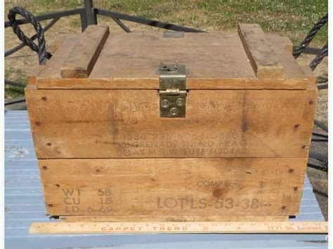 army surplus surrey bc funky army surplus wooden grenade shipping crate