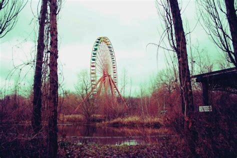 abandoned amusement park abandoned amusement park