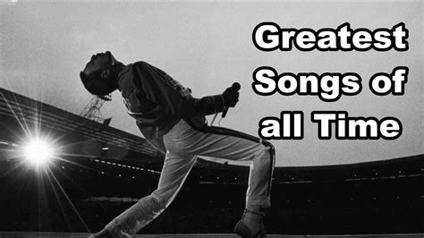 Greatest Songs of All Time   Top 10 Songs ever   Best Rock