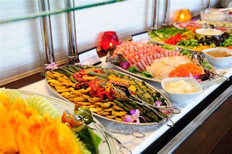 Hawaii Island S Top Breakfast Buffets Hawaiian Airlines Buffet Hawaii