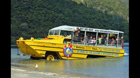 duck boat rotorua boat tour rotorua duck tours