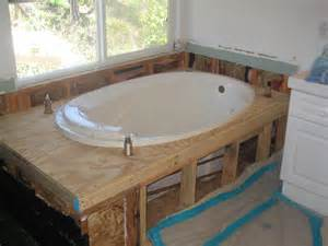 Installing Bathtubs How To Install A Bath Tub Installation Repairs Amp Tips