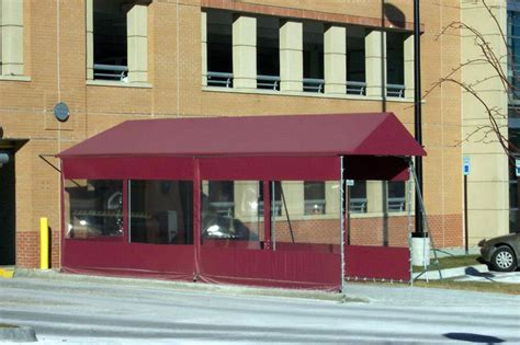 Isle Awning by Industrial Awning Gallery Isle Awning