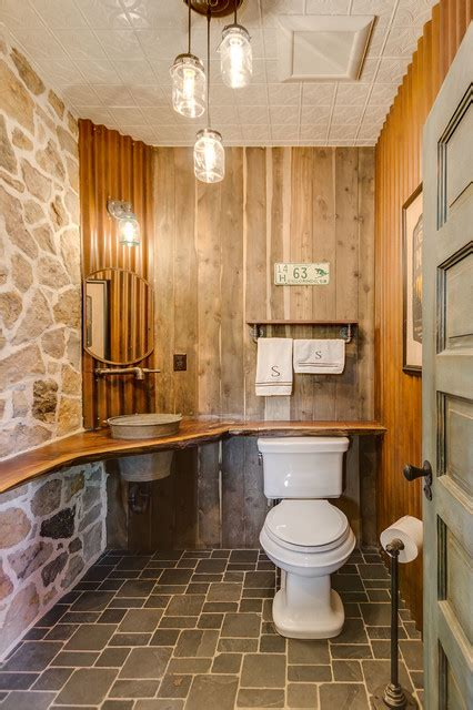 moose themed bathroom outhouse themed powder room rustic bathroom denver