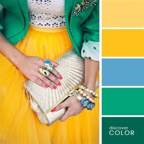 color combination for clothes 25 best ideas about yellow color schemes on pinterest