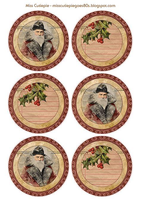 printable vintage gift tags christmas miss cutiepie inspiration freebies inspiration