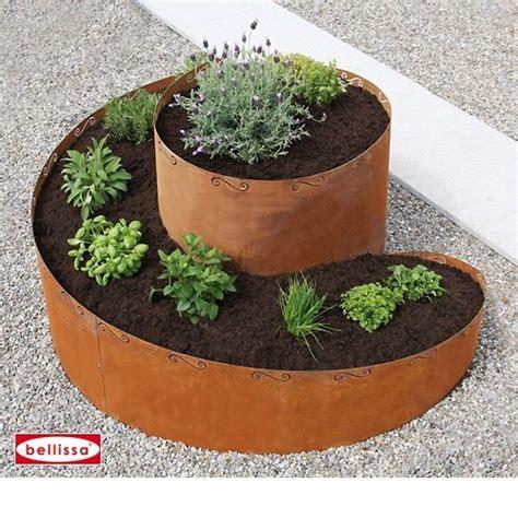 Rasenkante Aus Metall 222 by Garten Spaliere Z 228 Une Produkte Bellissa