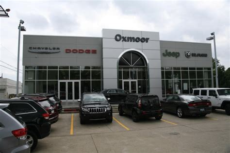 Jeep Dealer Ky Oxmoor Chrysler Dodge Jeep Ram 4520 Shelbyville Road
