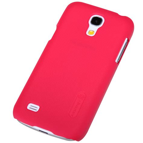 Hardcase Nilkin Frosted Samsung S4 Mini nillkin frosted shield matte cover for samsung galaxy s4 mini i9190 free screen