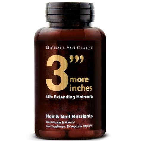hair and nail supplement 3 more inches hair and nail supplement 90 tablets free