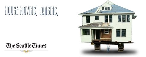 house movers seattle house moving seattle wa house raising kunkel moving and raising