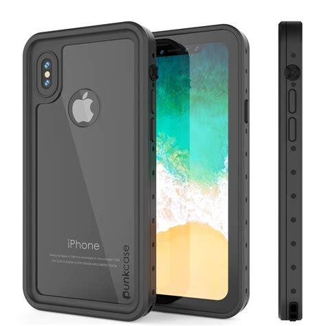 is iphone x waterproof iphone x waterproof ip68 punkcase studstar series slim fit