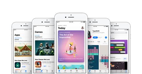 mobile appstore app store apple