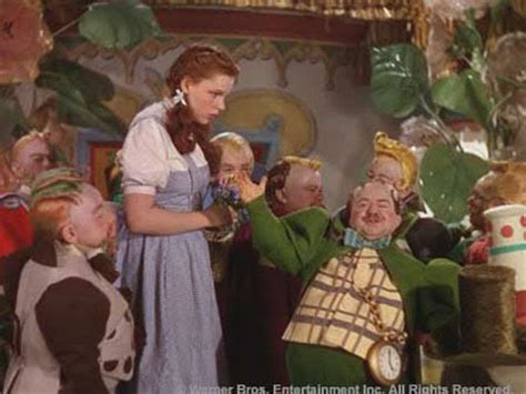 Welcome To Oz Dorothy by Jess And Erin Mayor Of Munchkin Land