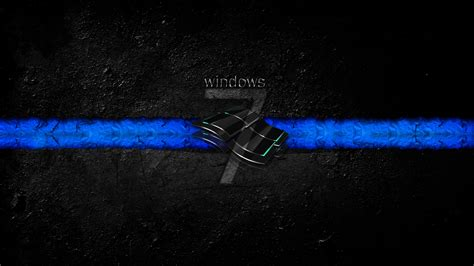 black wallpaper hd windows 7 windows 7 black wallpaper hd 29 desktop wallpaper