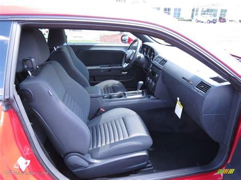 2013 Challenger Interior by 2013 Dodge Challenger Srt8 Interior Dodge Challenger 2013