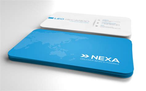 Meetup Business Card Template by Professional Business Card Design By Unicogfx On Envato Studio