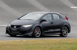 honda civic type r 2015 development car auto