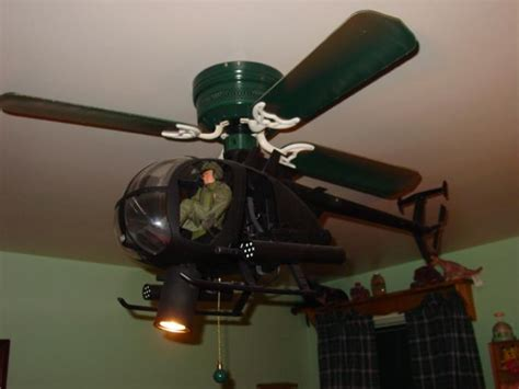 Helicopter Ceiling Light Helicopter Ceiling Fan Hisstank