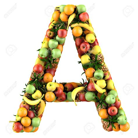 in a a is for antioxidants tree of nutrition