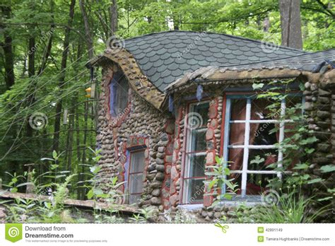 Small Lake Cottage Plans stone cabin gingerbread cottage editorial stock image