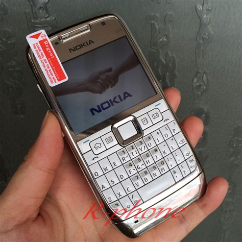 white themes for nokia e71 refurbished original nokia e71 mobile phone 3g wifi gps
