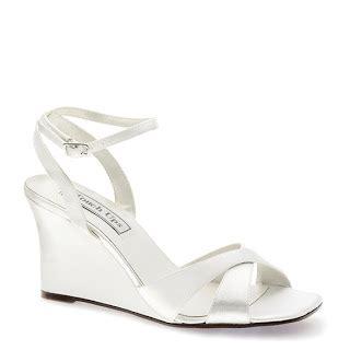Sandal Wedges Wanita Mutiara Csw82 style and fashion model sepatu pengantin wanita putih